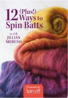 12 (plus!) ways to spin batts