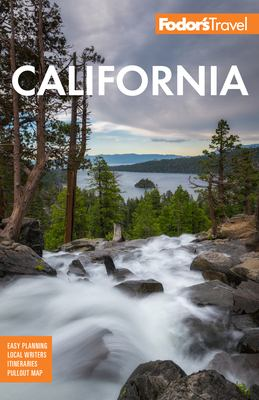 Fodor's California : With the Best Road Trips