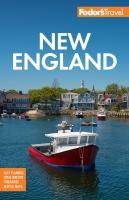 Fodor's New England.