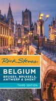 Rick Steves Belgium : Bruges, Brussels, Antwerp & Ghent