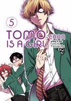 Tomo-chan is a Girl!. Vol. 05
