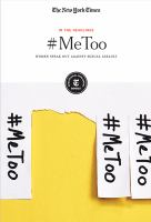 #MeToo : women speak out against sexual assault