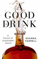 A Good Drink