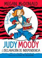 Judy Moody Y La Declaracion De Independencia