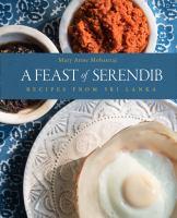 A feast of Serendib : recipes from Sri Lanka