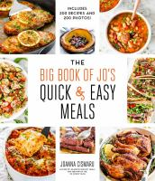 The big book of Jo's quick & easy meals
