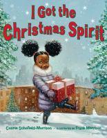 I got the Christmas spirit