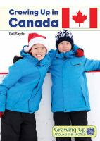 Growing up in Canada