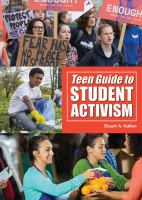 Teen guide to student activism