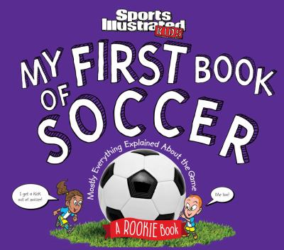 My first book of soccer