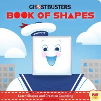 Ghostbusters book of shapes