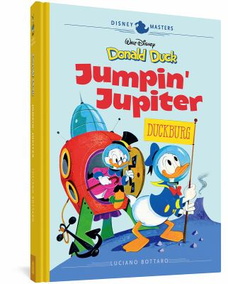 Donald Duck Jumpin' Jupiter