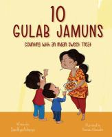 10 gulab jamuns : counting with an Indian sweet treat