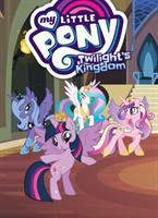 My little pony. 8, Twilight's kingdom