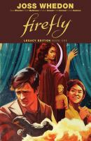 Firefly. Legacy edition, Book one