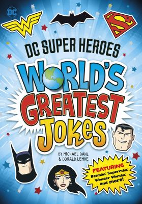 DC super heroes : world's greatest jokes