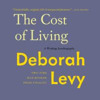 The cost of living : a working autobiography