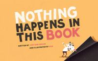 Nothing happens in this book