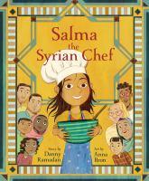 Salma the Syrian Chef.