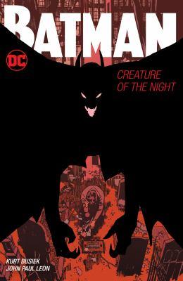 Batman Creature of the Night.