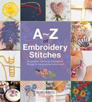 A-Z of embroidery stitches.