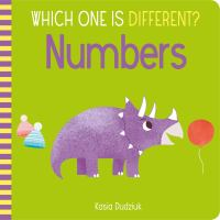 Which one is different : Numbers