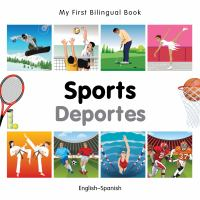 Sports = Deportes : English-Spanish.