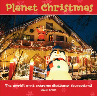 Book cover for Planet Christmas