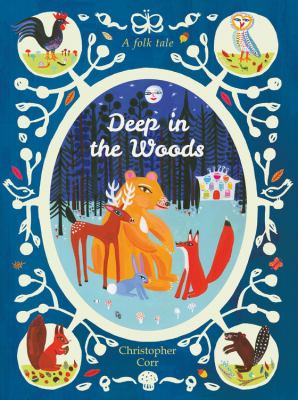 Deep in the woods :