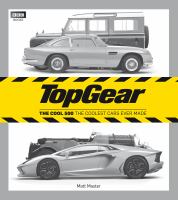 Top Gear : the cool 500 : the coolest cars ever made