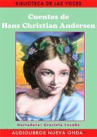 Cuentos de Hans Christian Andersen.