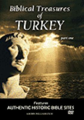 Biblical treasures of Turkey. Part one
