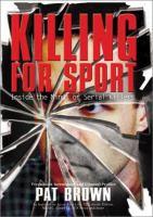 Killing for Sport