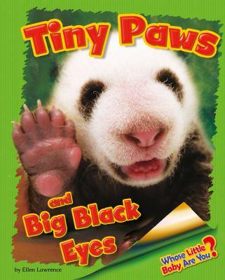 Tiny paws and big black eyes