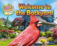 Welcome to the Backyard