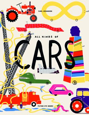 All kinds of cars : a book