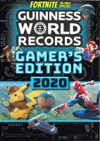 Guinness world records : gamer's edition 2020.