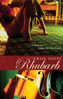 Book cover for Rhubarb