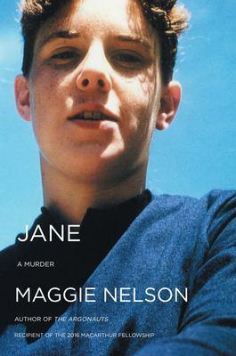 Jane : a murder