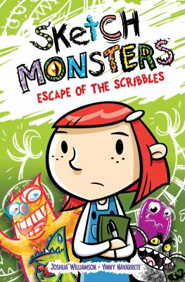 Escape of the scribbles : Escape of the Scribbles