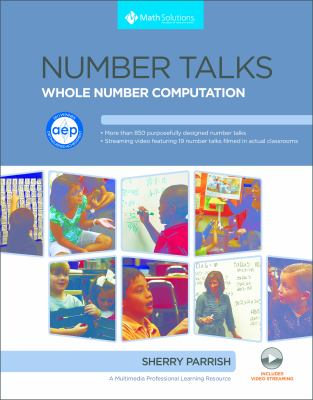 Number talks :