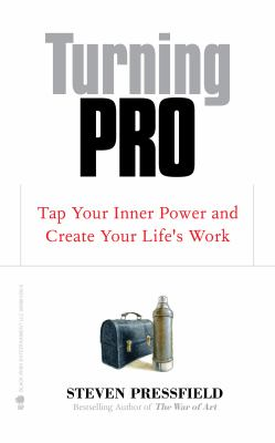 Turning pro : tap your inner power and create your life's work