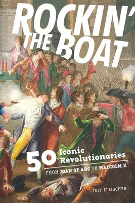 Rockin' the boat :