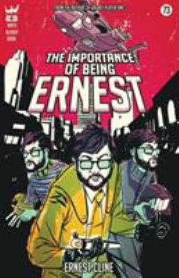 The importance of being Ernest : a collection of essays & poetry, 1997-2001