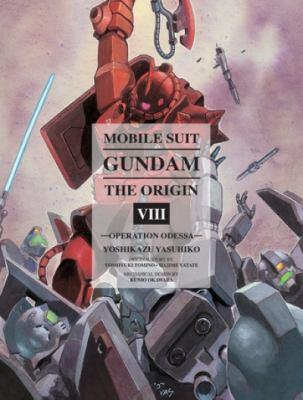 Mobile suit Gundam, the origin. Vol. 08, Operation Odessa