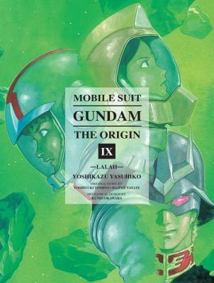 Mobile suit Gundam, the origin. Vol. 09 Lalah