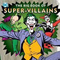The big book of super-villains