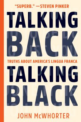 Talking back, talking Black :