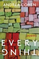 Everything : poems