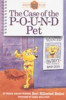 The case of the P-O-U-N-D pet